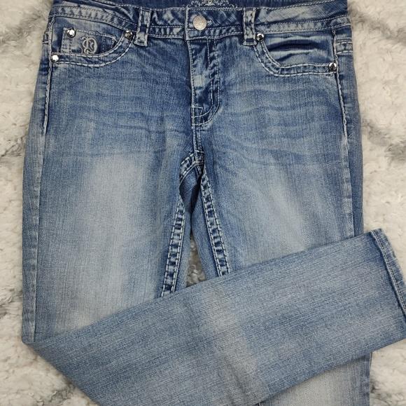 Paisley Sky Denim - Paisley Sky Jeans Size 10